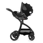 Cybex Cloud Q. (Also compatible with Cybex Aton Q in single mode only).