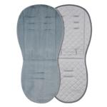 Reversible Fur Seat Liner - Grey