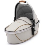 Carrycot on Prosecco Frame with Prosecco Fabrics
